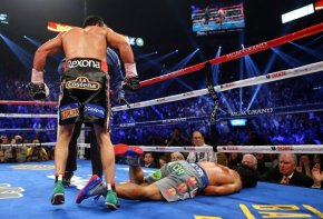 Vindicated Marquez Knocks Pacquiao on 6th round