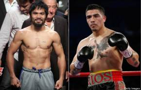 Who will Manny Pacquiao face after fight against Rios inMacau?