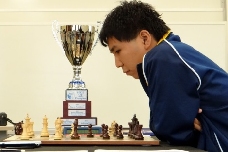 Wesley So - SPICE Cup