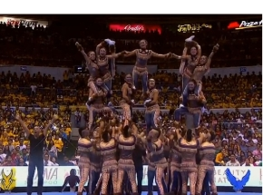 NU Pep Squad claims back-to-back UAAP Cheerdance Competition titles