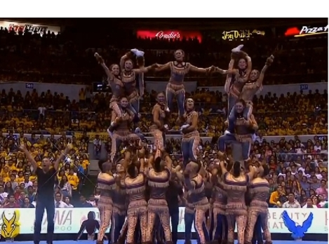 Screenshot from ABS-CBN Sports and Action Youtube video