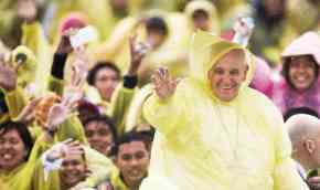 Looking back on Pope Francis' acts of humility during PH visit