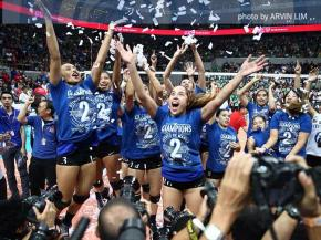 Lady Eagles rally behind Valdez, ADMU wins back-to-back titles