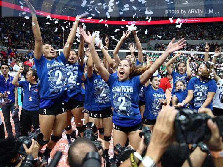 Photo from UAAP Sports TV