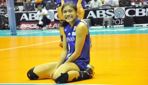 Alyssa Valdez grabs back to back MVP title crown